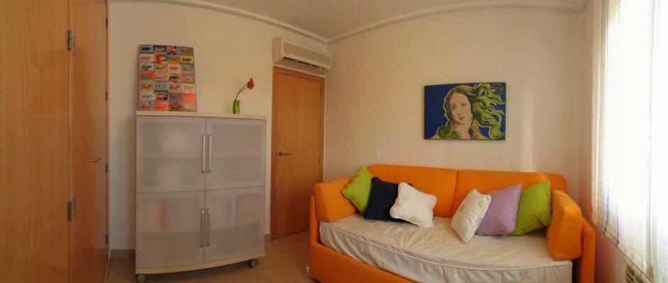 Golf immobilien murcia spanien schlafzimmer - Panoramabild schlafzimmer ...