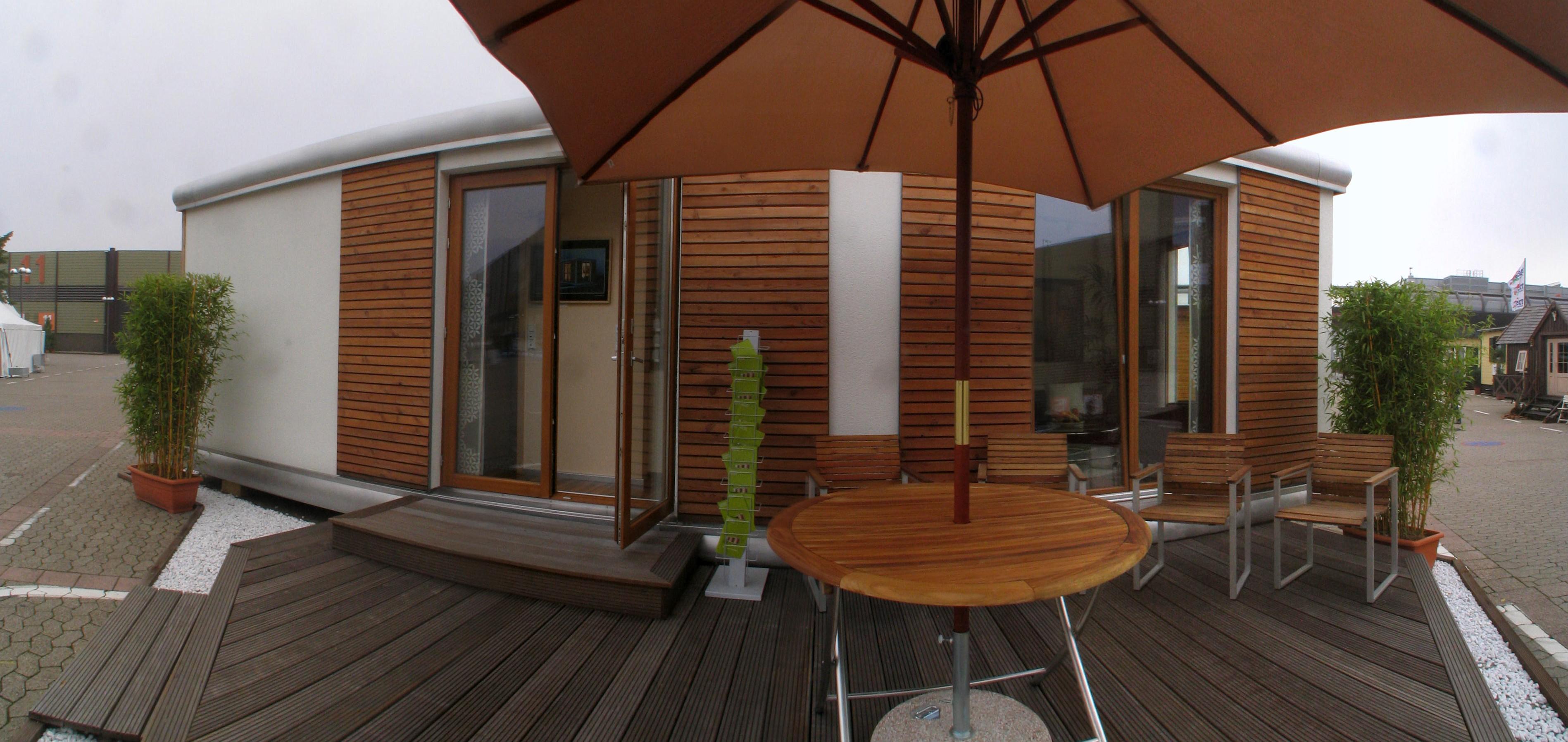 Smart Haus smart house terrasse
